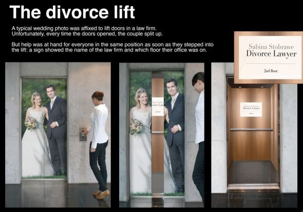 a1nfe - no! these are the best elevators ever!