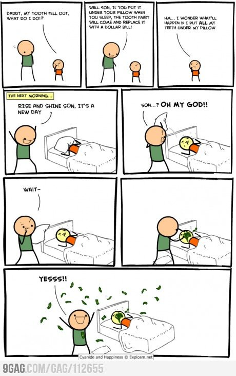 a2 - cyanide and happiness overload!