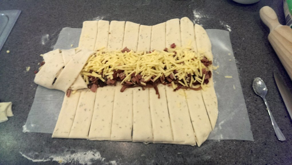 a5pvscr - how to make bacon bread