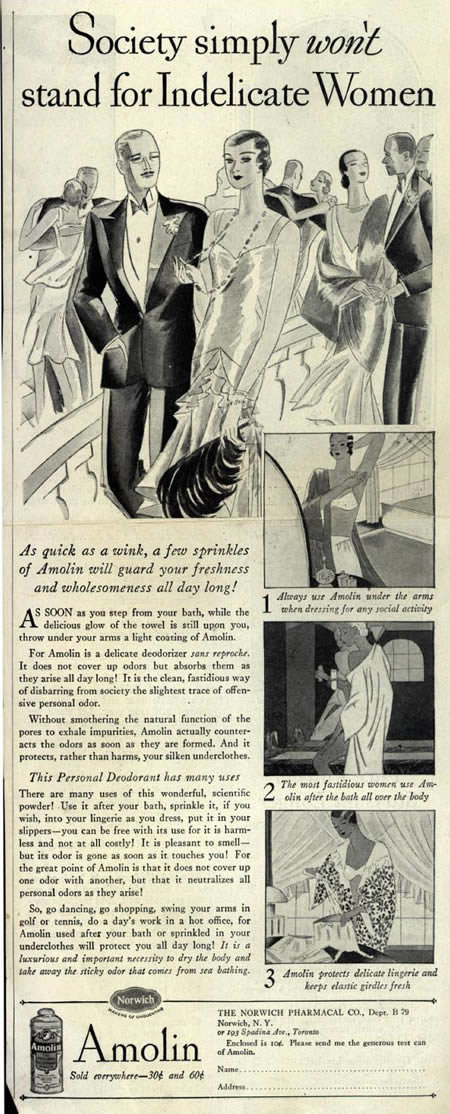 a96674 indelicate - funny sexist old ads