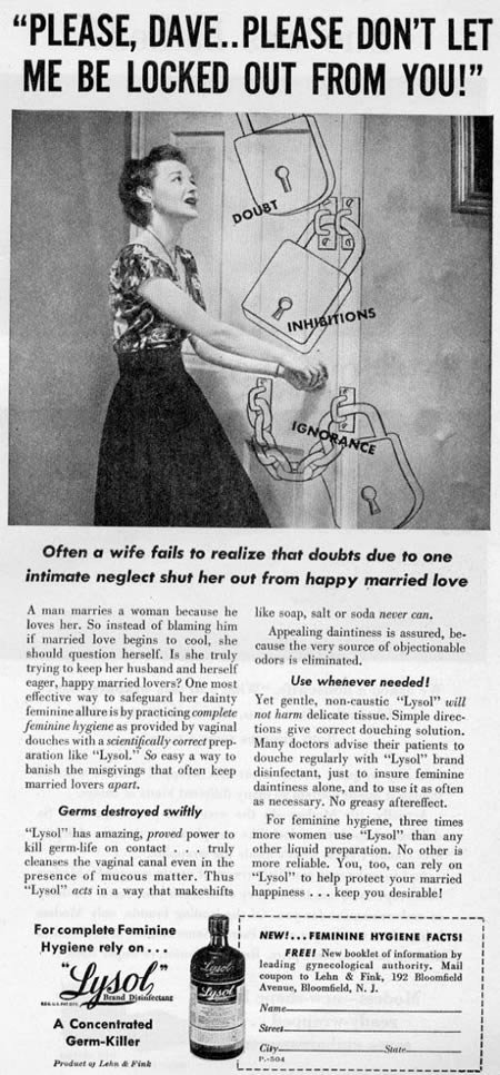 a96674 locked - funny sexist old ads