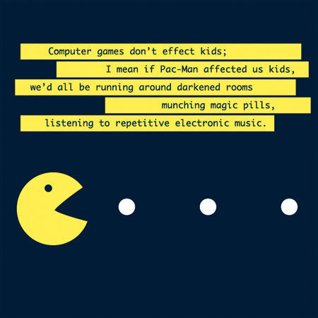 advice videogames wordy yellow funny illustration
