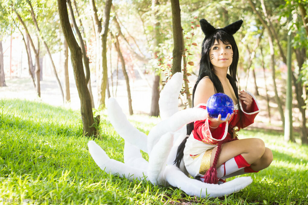 ahri lol - ultimate league of legends cosplay collection