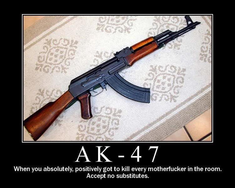 ak47 - well, why not?