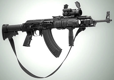 ak47 tactical - ak-47 vs ar-15= whos the best??