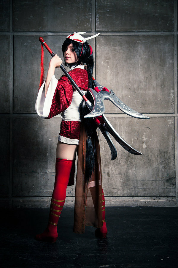 akali1 - ultimate league of legends cosplay collection