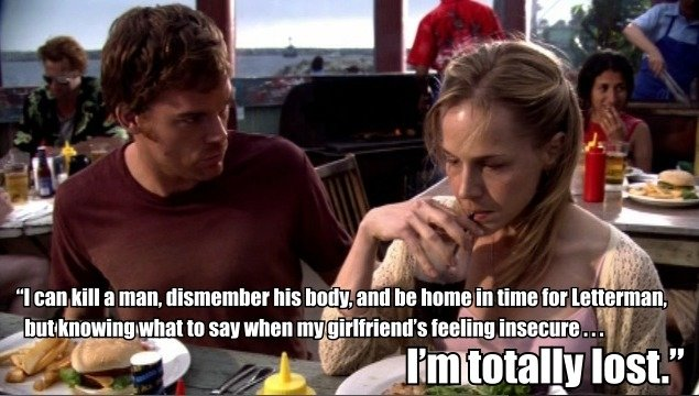 all know feeling dexter