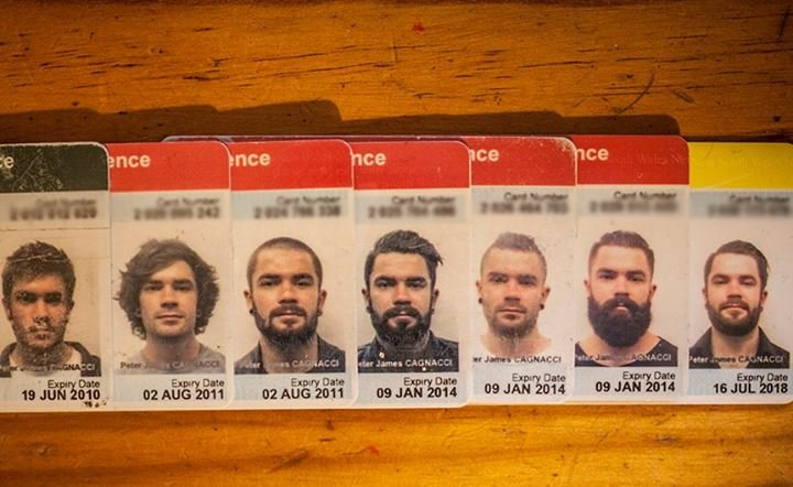 all licences from age