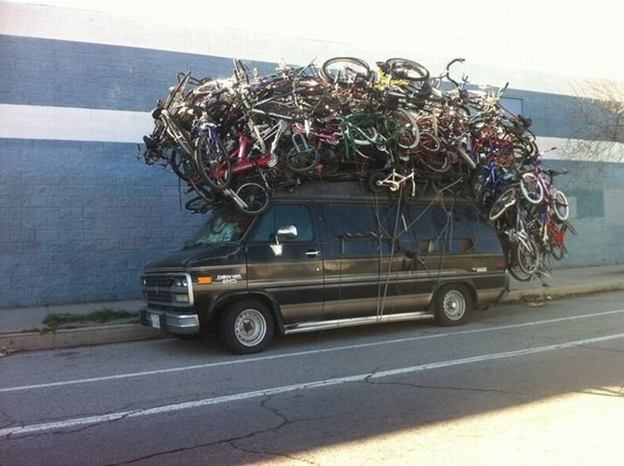all your bikes are belong
