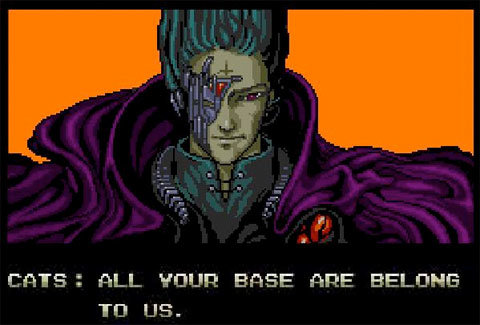 all your base are belong