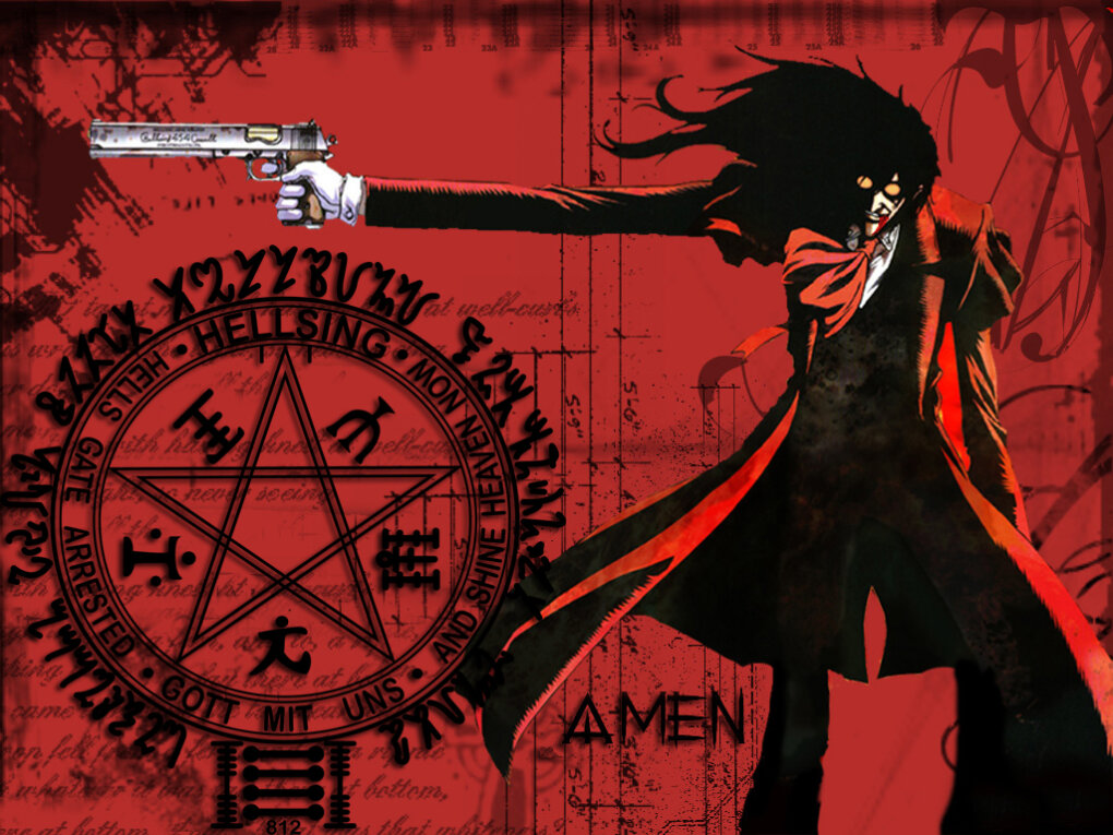 alucard gaggissimo what your favorite wall paper use