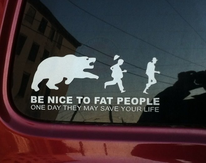 amxpy32 700b - be nice to fat people