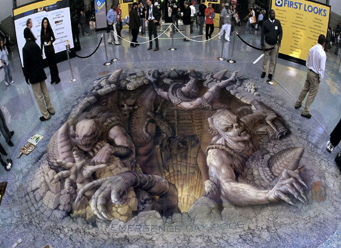 amazing artwork street