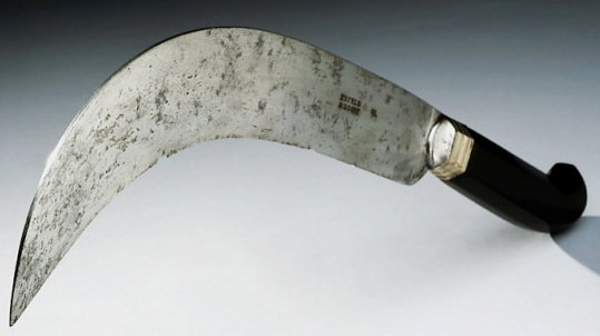 amputationknife2 - 20 scary old school surgical tools