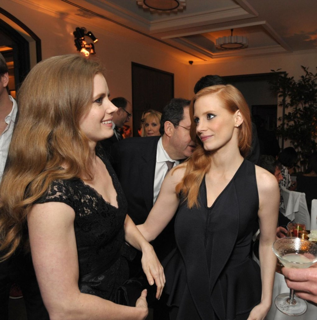 amy adams jessica chastain
