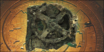 antikythera - 6 insane discoveries that science can't explain