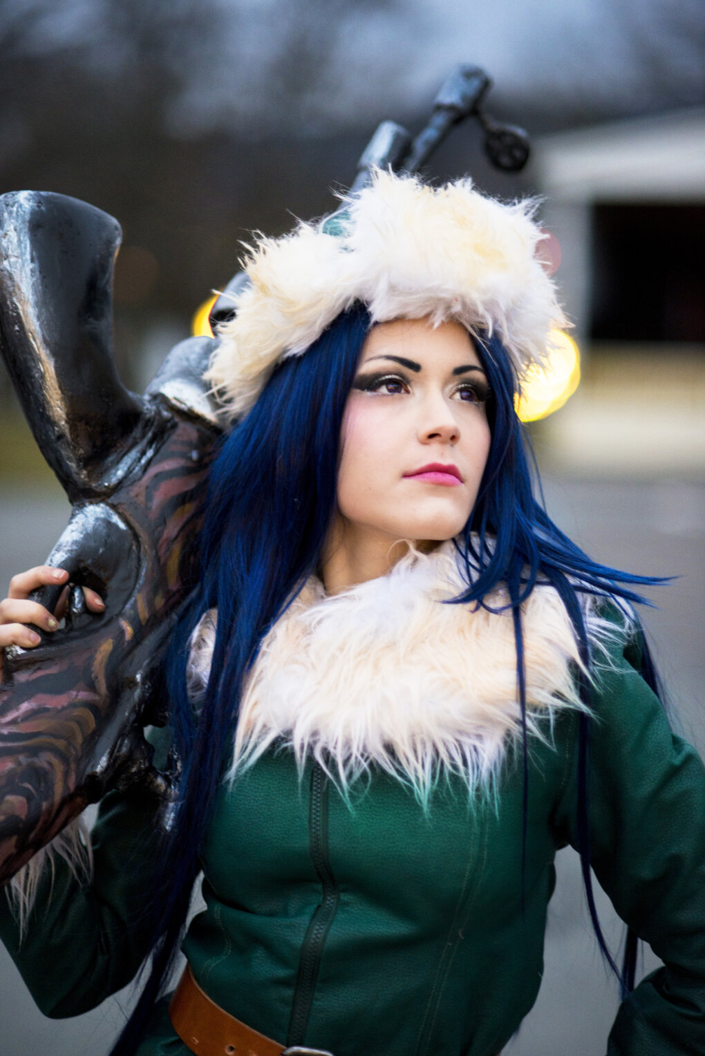 arctic warfare caitlyn cosplay