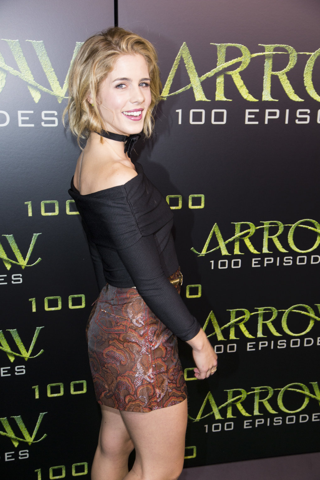Emily bett rickards hot