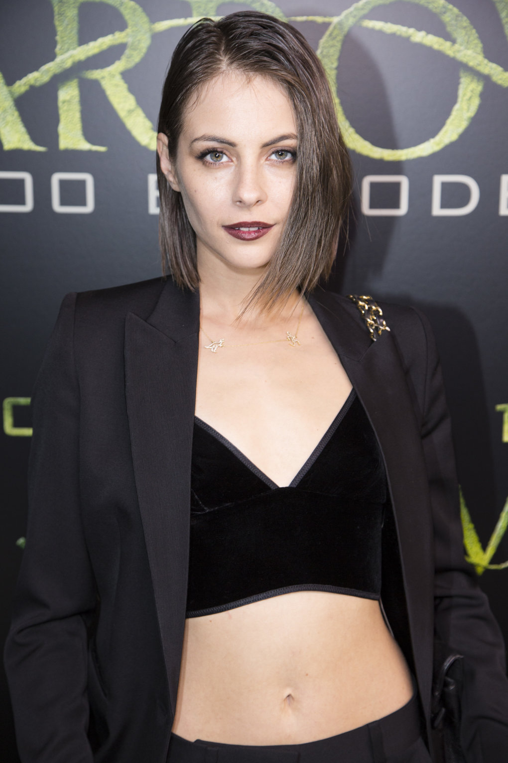 arrow willa holland