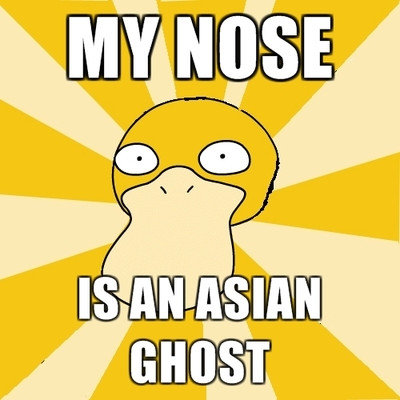 asian ghost