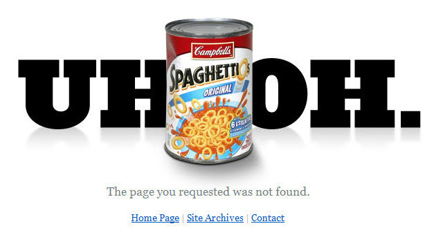astuteo - some of the best 404's