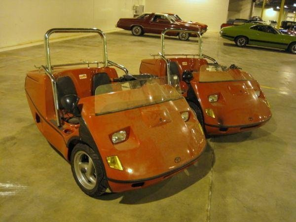 auto014 - $10 million collection of confiscated cars