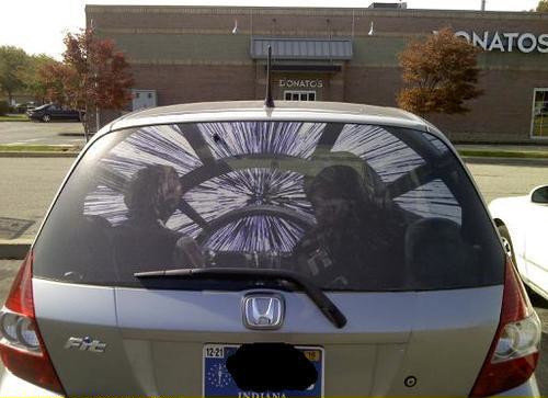 awesome star wars window decal