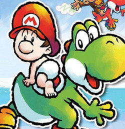 babymario1b - the 15 most annoying video game characters