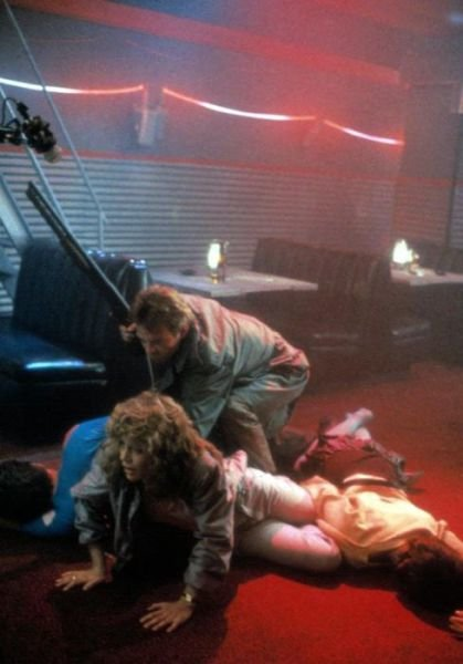 backstage photos from making terminator films cmzl