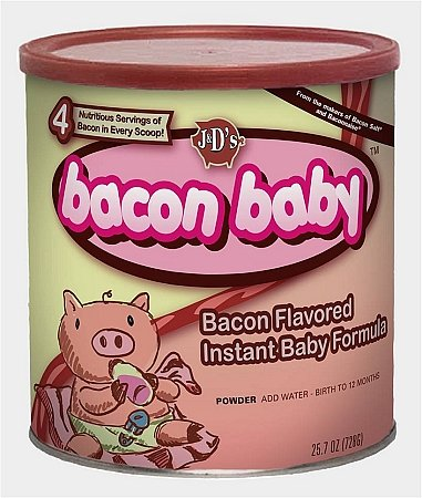 baconbaby3 - it's never too early to start a bacon addiction....