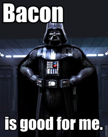 baconvader - unrelated captions