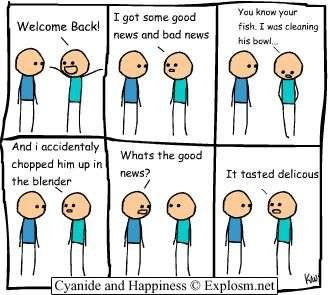 badnews0001 - 4 more cyanide and happiness comics
