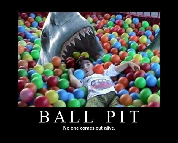 ballpit - motivational pictures