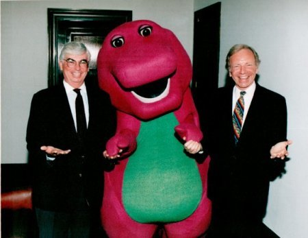 barney - wtf facts