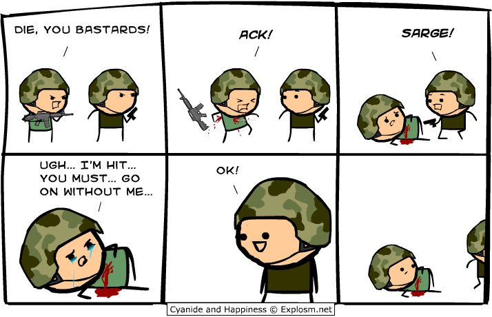 bastards - 50 more cyanide & happiness comic's