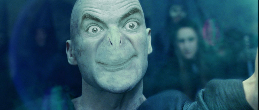 bean lord voldemort