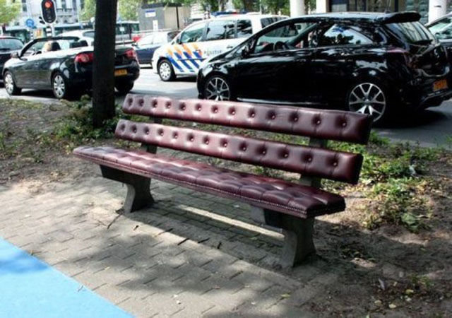bench - these photos will show how creative these people can be