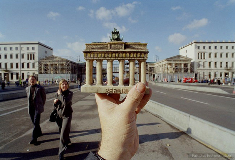 berlin - are souvenirs out of sight?
