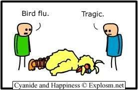 bigbird - cyanide and happiness collection two