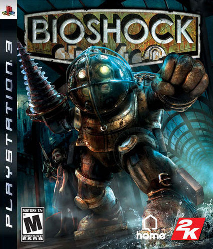 bioshock cover home ps