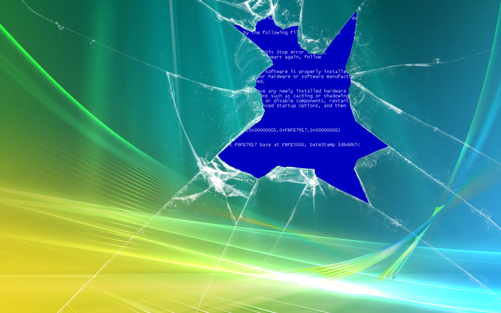 blue screen epic wallpaper collection