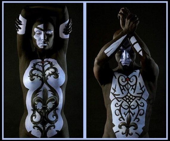 body art01 - awesome body art