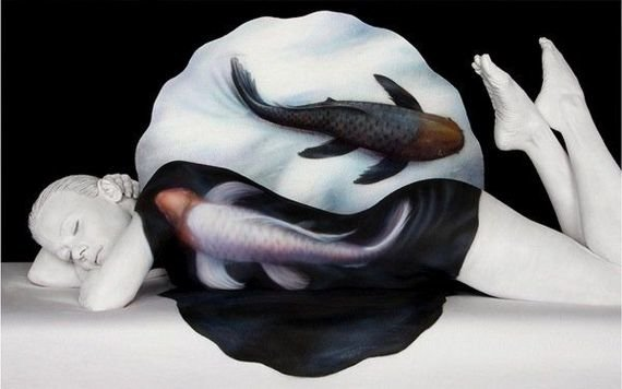 body art16 - awesome body art