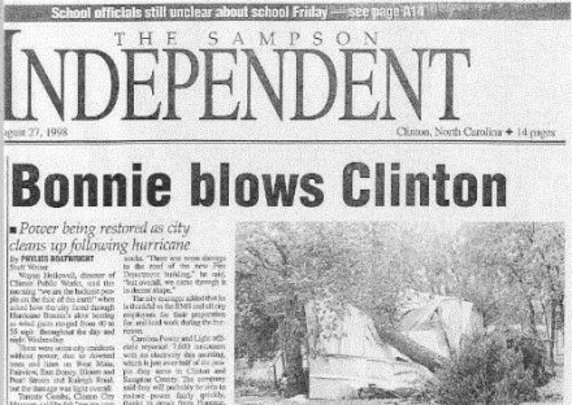 bonnie20blows20clinton thumb 572xauto 203270 - more random lulz (+27 awesomely inappropriate news headlines)