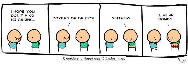 boxers - cyanide & happiness pt 2