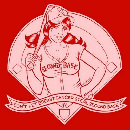 breastcancer - i did it for the lolz
