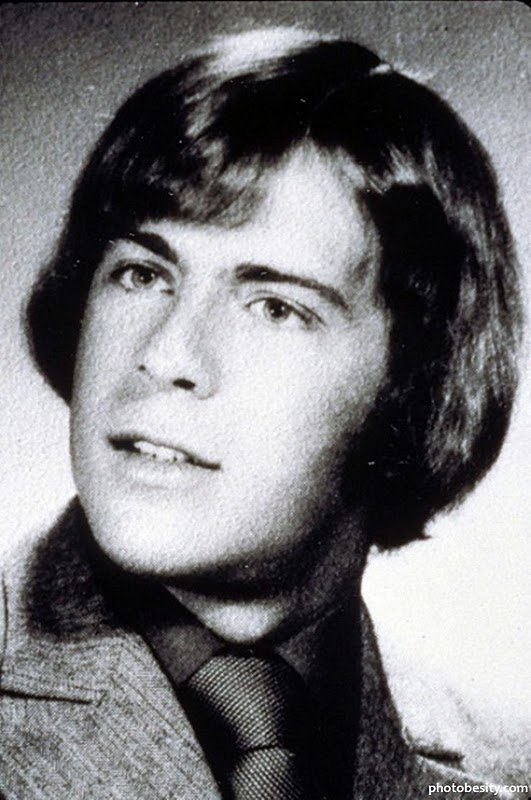 bruce20willis - highschool photos of famous people