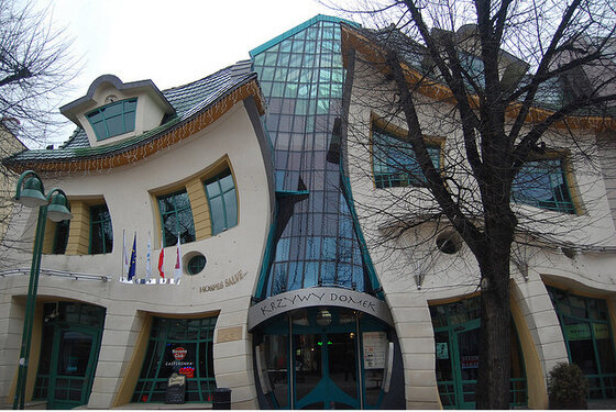 buildingsarc2 - most strange and unusual buildings around the world