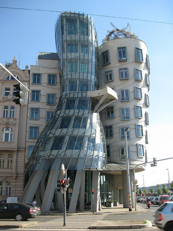 buildingsarc4 - most strange and unusual buildings around the world