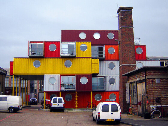 buildingsarc45 - most strange and unusual buildings around the world